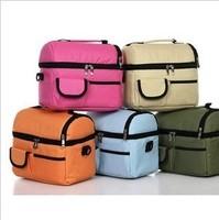 V-coool Brand Korean cooler Bag  feeding-bottle Bag warmer fresh keep bag with PVC foil and Oxford for travel Free shipping
