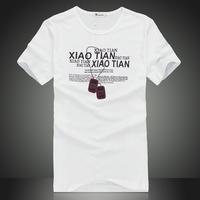 Wholesale Men's T-Shirt men sport short sleeve t shirt good quality tshirts top tee free shipping