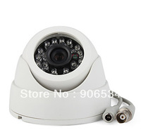 IR Dome Camera with 1/4 Inch Sharp CCD (420TVL)