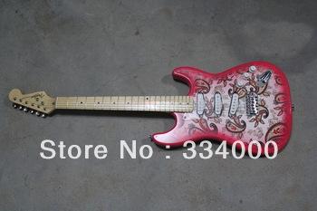 2013 New arrival Wholesale&retail Jimi Hendrix Stratocaster strat ST