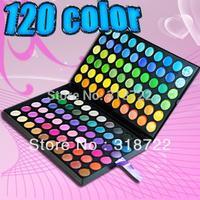 Drop shipping 2013 Pro120 Full Color Eyeshadow Palette Eye Shadow Makeup powder eye shadow 1pcs free shipping