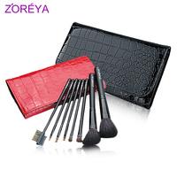 Zoreya 8 cosmetic brush set brush set loose powder brush blush brush make-up cosmetic tools wool