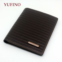 Genuine leather male wallet wallet fashion wallet business gift leather