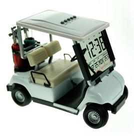 Personalized golf ball car model alarm clock Christmas birthday gift girls