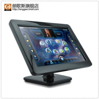 Lgs 19 touch screen ktv infrared touch screen display ktv lr19au