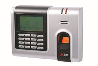 Free Shipping--ZK X618 Fingerprint Time Attendance, Time Recorder And Time Clock X618