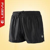 NEW Fashion Brand Running Shorts Men's Soft Running Sports Loose Shorts Underwear spandex running shorts mens M,L,XL Size