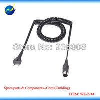 Spare Parts & Components Motor Cord ( Curling) for Brush Micromotor Handpiece Accessories