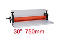 "Free Shipping NEW HOT Heavy 30"" (750mm) Manual Laminating Machine Perfect Protect Cold Laminator"