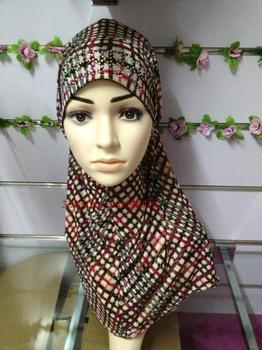 Muslim bandanas hijab hijab piece set