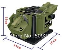 Hot sale Multi-functional household Grinding machine Sharpener For Drill chisel scissors fruit knife cutter bit  Fast shipping
