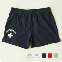 Ac shorts andrew christian male 100% cotton trunk 100% cotton casual pants cross lounge pants