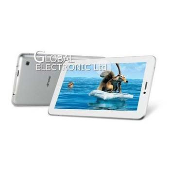 512MB 4GB WIFI camera 2g phone call built-in 2g sim card bt New Ampe A77 7'' 800*480 Screen 2G tablet pc  20pcs 000308