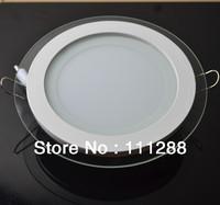 Wholesale 12W round LED panel light good ceiling light