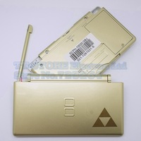 Housing Case Shell For DS Lite / DSL (Bronze Zelda)