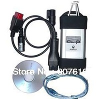 Best Quality 2013 Renault CAN Clip V133 Newest Renault Diagnostic Interface Free shipping to USA