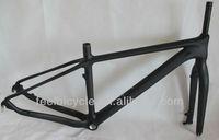 MTB Fork 29, Mtb Frame 29er ,Full Carbon Fiber 29ER  MTB/Mountain Bike Frame and Fork,Cadre Vtt 29er, Two Years Time Warranty