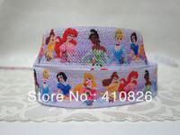 WM ribbon wholesale/OEM 5/8inch 16mm 72023 princess Fold Over Elastic FOE 50yds/roll free shipping