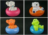 Bath toys baby sassy educational toys color