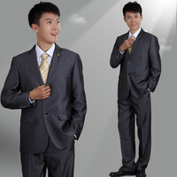 Male suit set male formal suits suit work wear winter xf12