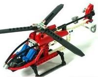 Free shipping Decool Helicopter 3336 Building Blocks Sets 150pcs Enlighten Educational DIY Construction Bricks toys for children