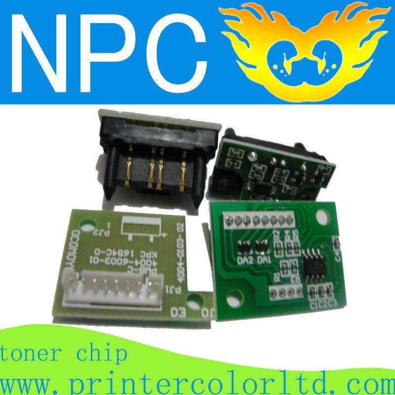 Puces imgaing tambour pour KonicaMinolta bizhub C652DS puce recharge puces de batterie / pour Minolta Fax fournitures - livraison gratuite(China (Mainland))
