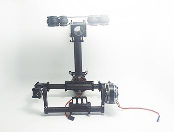 F05685 Carbon Fiber FPV Brushless Camera Gimbal Two Axis No Motor For Mini SLR 5N GH2 GH3 FPV Camera Mount