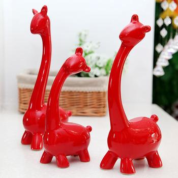 Modern ceramic home decoration ceramic decoration tendrils