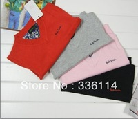 2013 New Arrival Striped Kids Sweaters Baby Boys girls polo Sweater Children Sweater Cardigan Free Shipping!!#6093
