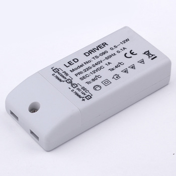 12w Best LED DRIVER POWER SUPPLY MR16 GU5.3 Electronic transformer DC 12V 1A