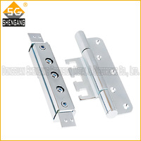 mortise flush door hinge 3d