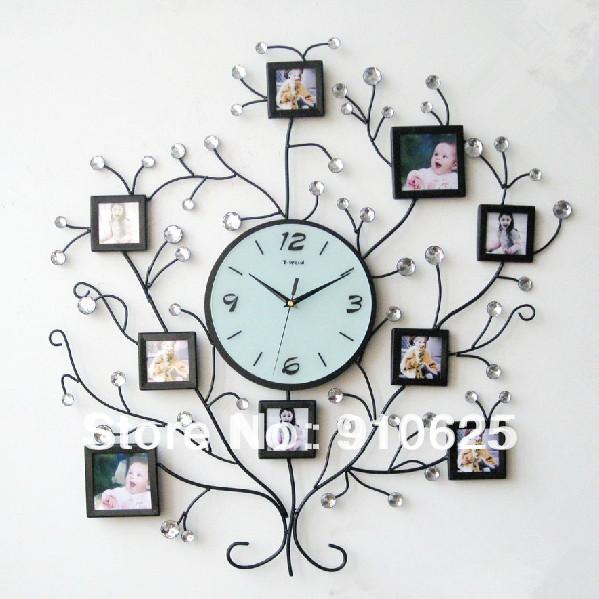 Настенные часы на всю стену своими руками - РусАвто такси