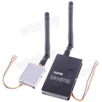 FPV5804 5.8G 400mw AV Sender Transmitter+FOX-R58 Receiver Set for FPV Telemetry System  20743