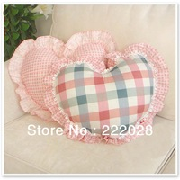 Sherlock lovely heart-shaped pillow cotton / cushion (core) can be washed