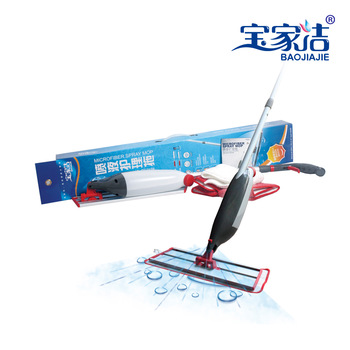 Spray mop rotating floor waxing bag