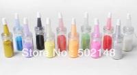 2013 new makeup glitter gel polish dust power for nail art