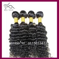 100g/pcs 12 14 16 18 20 22 24 26 28 inch 3pcs lot same size 1B# free shipping 4a malaysian virgin curly hair