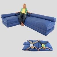 Multifunctional sofa Bean Bag Sofa bean bag Chair cover beanbags Free shipping