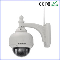 Free Shipping Wanscam Outdoor Wireless Infrared IP Security Camera  Pan/Tilt with IR Night Vision