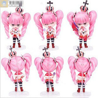 Free Shipping,Q Style ONE PIECE,Action Toy Perona Figures,Princess Mononoke Models,15.5cm,3PCS/SET