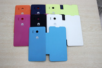 Ultra-Slim pu Flip Cover For Huawei Ascend Y300 U8833 / T8833 leather Case+retail package,Free shipping