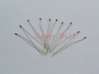 Free shipping,100pcs New 100K ohm NTC Thermistor for 3D Printer Reprap