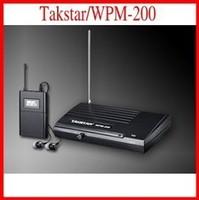 LED Takstar WPM-200 UHF Wireless Monitor System Stereo In-Ear Wireless Headphone