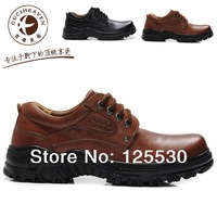 Hot Autumn  GUCIHEAVEN 51201 leisure mens casual shoes  England style Big toe Day-to-day business 2 colors free shipping