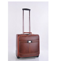 Built-in trolley box classic commercial luggage box password box luggage suitcase pull box 16