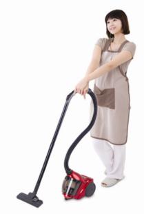 Floor type vacuum cleaner unites wound df-sc0201m 2l capacity