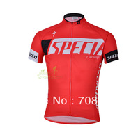 Free Shipping 2013 New Styles Short Specia Red Team Cycling Jerseys Bike Jersey+shorts.Man's outdoor sport riding Suit #3
