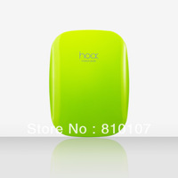"Wholesale 8 PCS Portable Battery Bank ""Stone"" - 6,000mAh, 2 USB out Green"