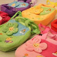 49 18cm scollops toy bag toy animal coin purse coin purse plush bag portable