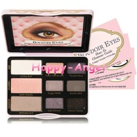 2013 1pcs/lot New Makeup Boudoir Eyes Soft & Sexy Eye Shadow Collection Palette Pigment Rich 9 Colors Eyeshadow Free Shipping